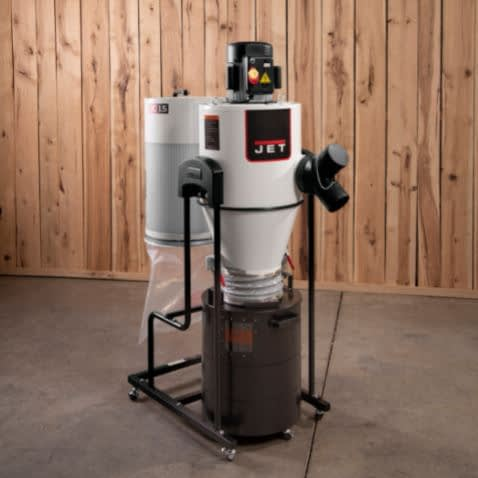 JCDC 1.5 Cyclone Dust Collector