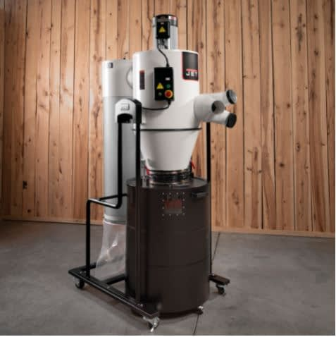 JCDC 3 Cyclone Dust Collector