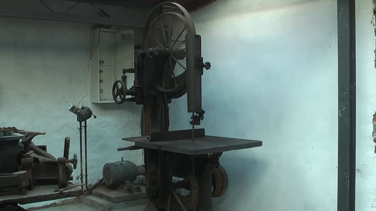 old band saw
